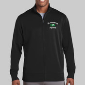 Adult Sport Tek Fleece Full Zip Jacket