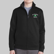 Youth Sport Tek Fleece Full Zip Jacket